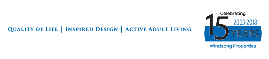 Active Adult's Revered Home