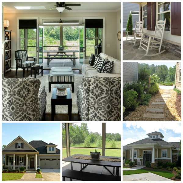 The Buckley at Clover Creek – Showcase Home of the Month