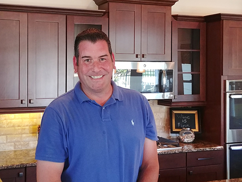 Builder, Brad Clowney, Hired Within Active Adult Homebuilder, Windsong Properties at McConnell Green