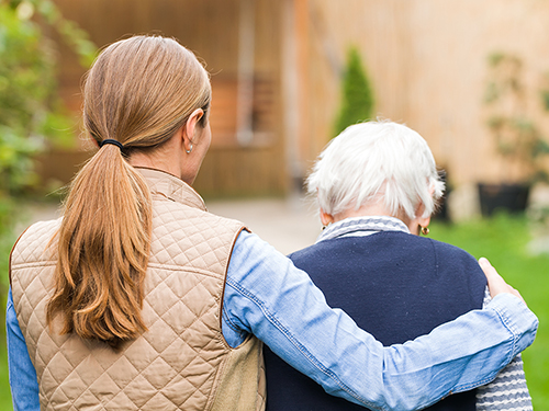 Reminders for Active Adults as Caregivers