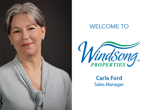 Carla Ford joins Windsong as sales manager>