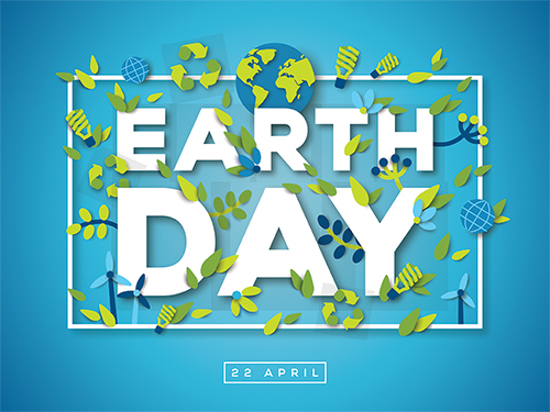 Active Adults Celebrate Earth Day 2018