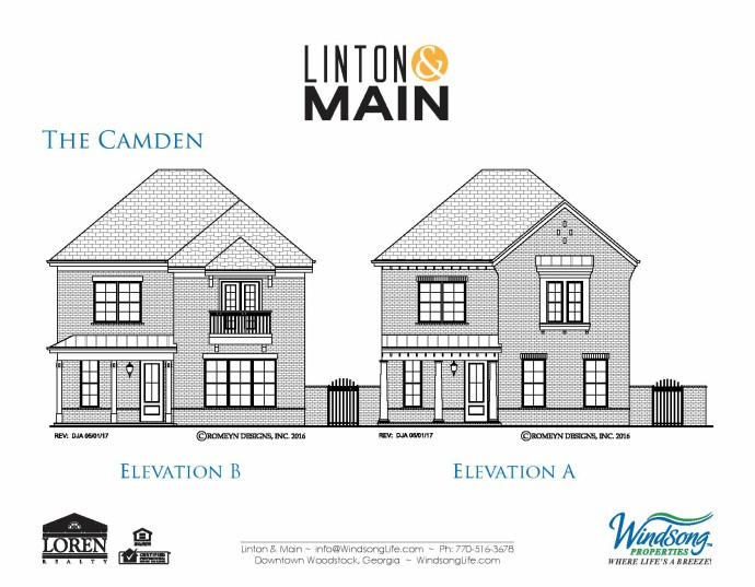 Now Selling - Linton & Main in Downtown Woodstock!