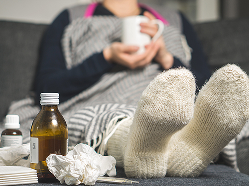 Flu-Fighting Tips for Active Adults