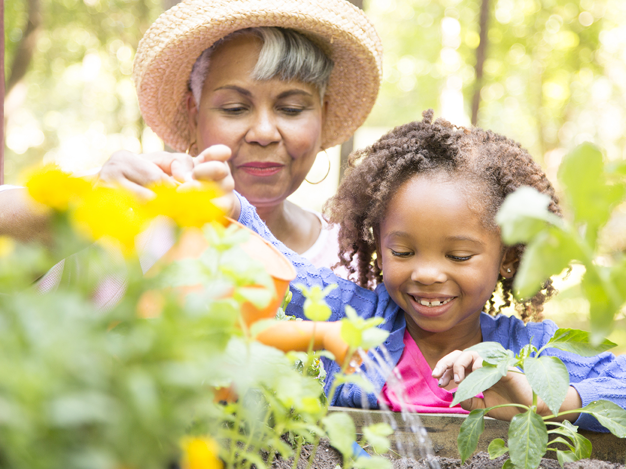 Ready, Set… Grow! Garden Tips for Active Adults