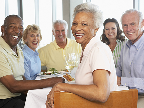 Boomers Celebrate International Day of Friendship