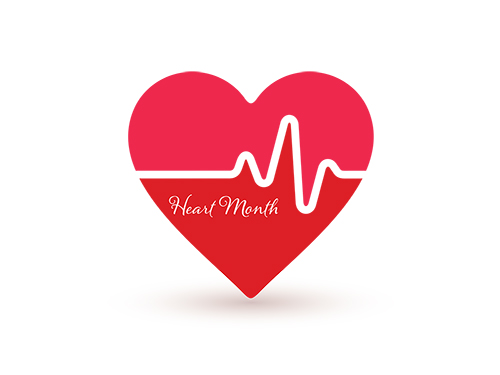 February is Heart Health Month>