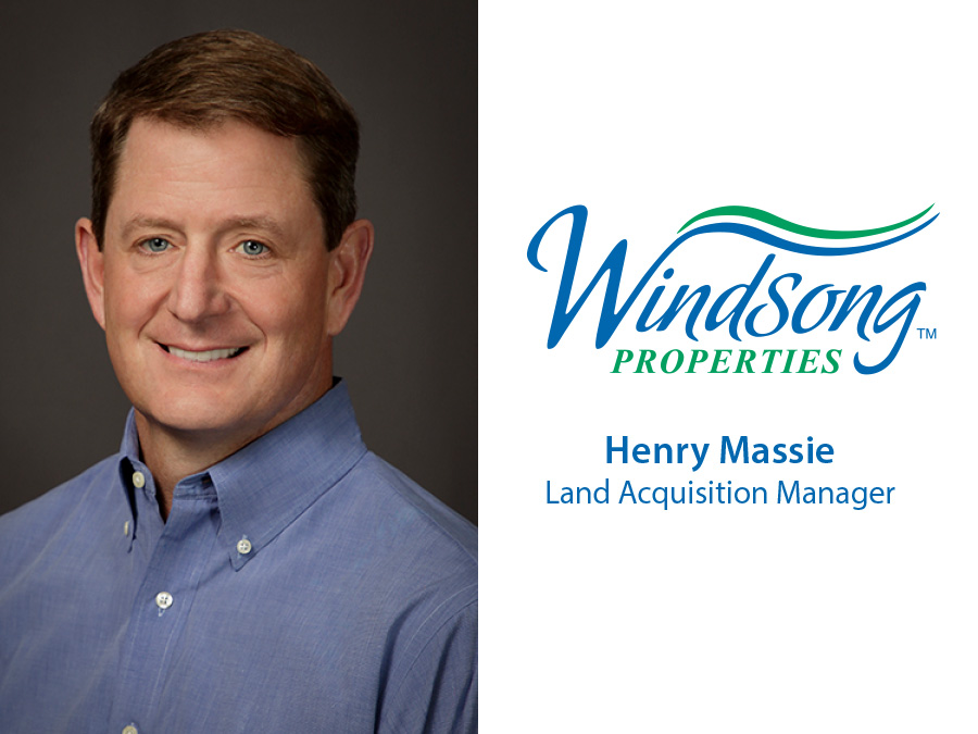 Henry Massie, Land Acquistion Manager