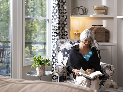 Active Adults Seek Quality and Comfort At Home