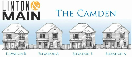 The Camden, one of Linton & Main's new floorplans