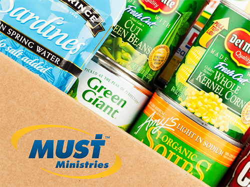 Windsong Properties Partners with Must Ministries in Food Drive