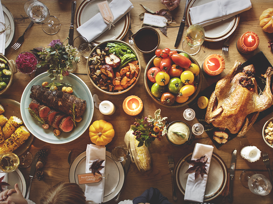 Thanksgiving Tips for Boomers and Families