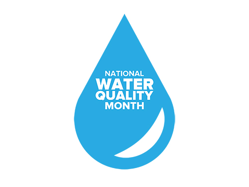 Water Quality Month logo>