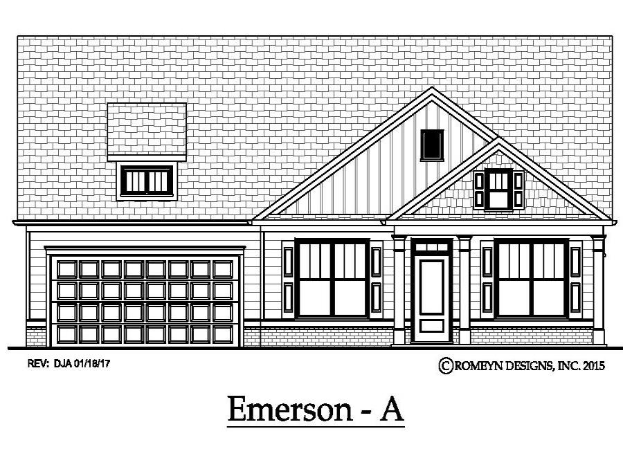 The Emerson - Elevation 1