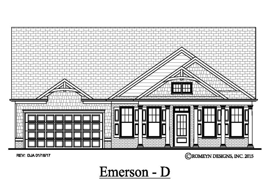 The Emerson - Elevation 3