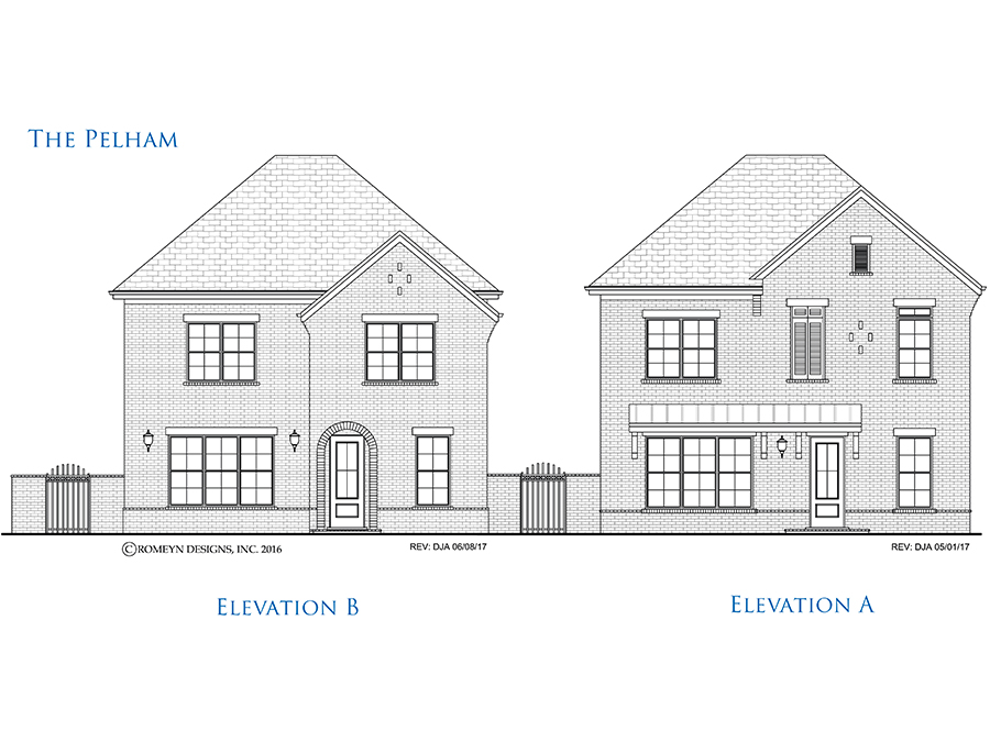 View The Pelham new 2-story home plans available at Linton & Main in Woodstock, GA featuring 4 bedrooms with master suite on the top level and extra-large secondary rooms, a spacious gourmet kitchen open to the large great room, a study, loft and outdoor entertaining oasis.