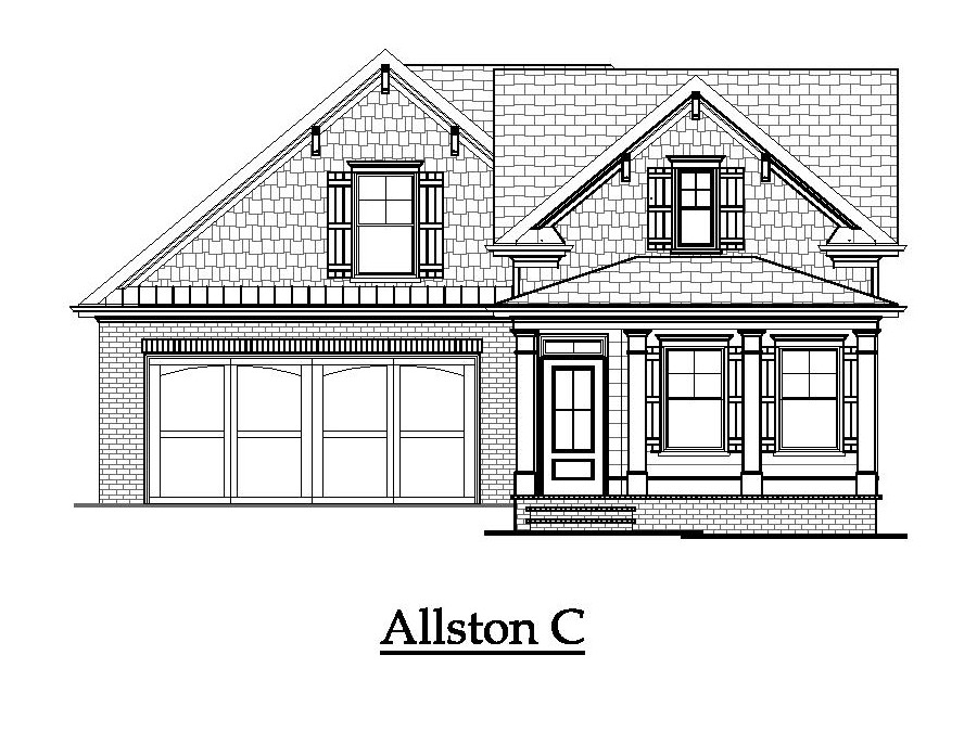 The Allston - Elevation 2