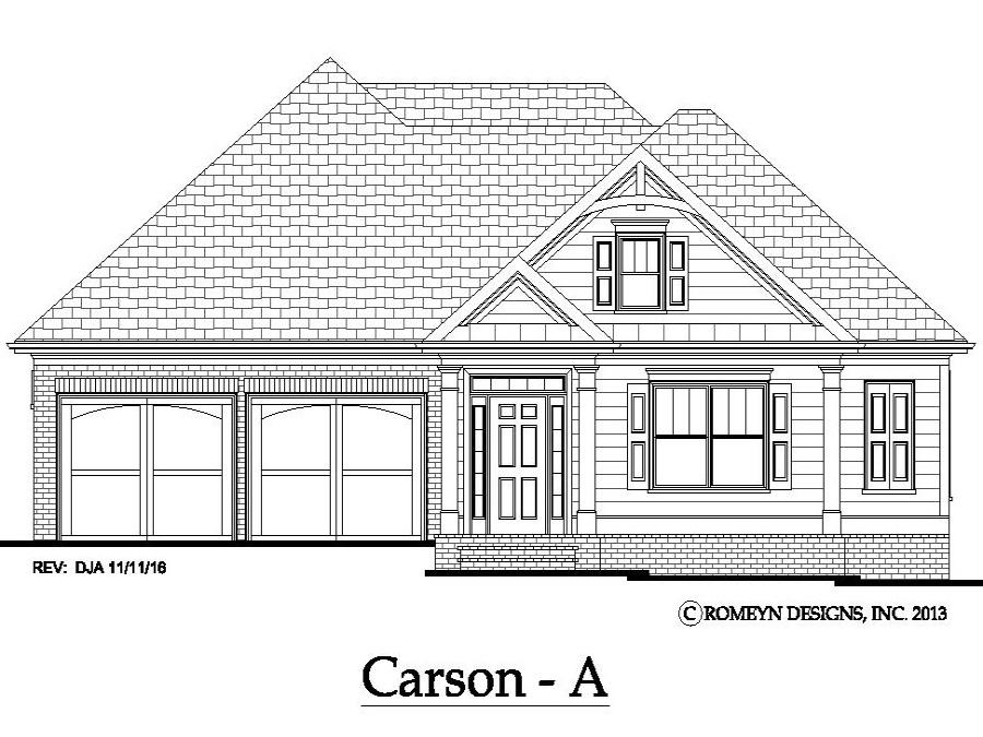 The Carson - Elevation 1