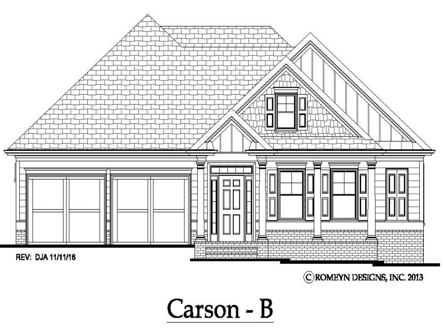 The Carson - Elevation 2