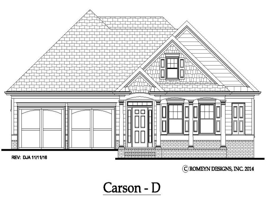 The Carson - Elevation 3