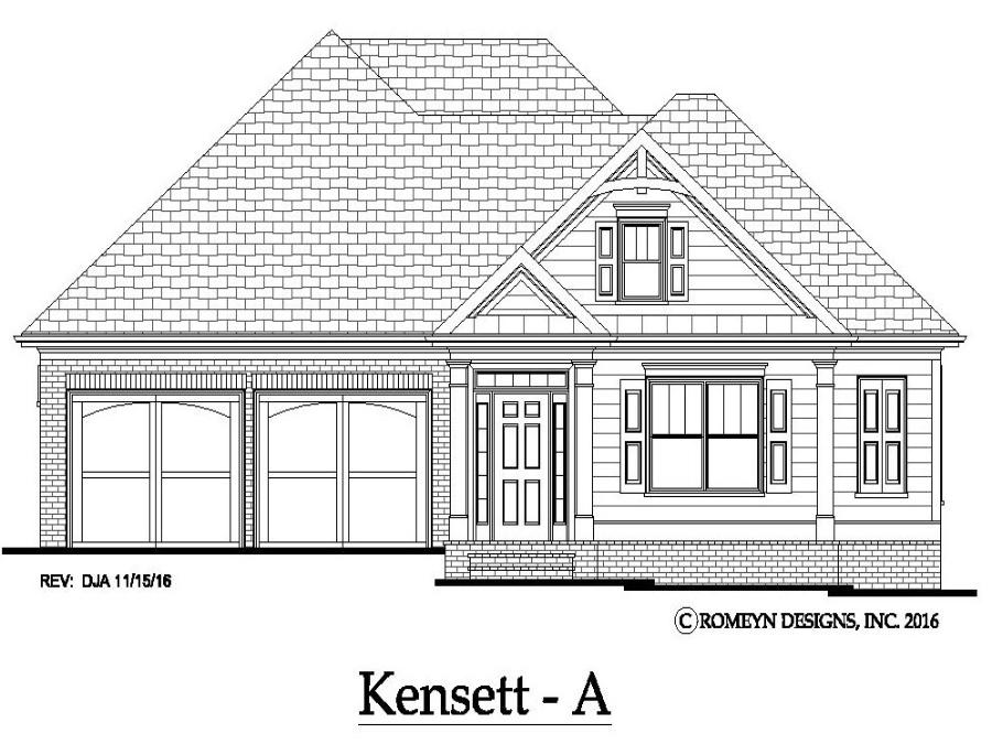 The Kensett - Elevation 1