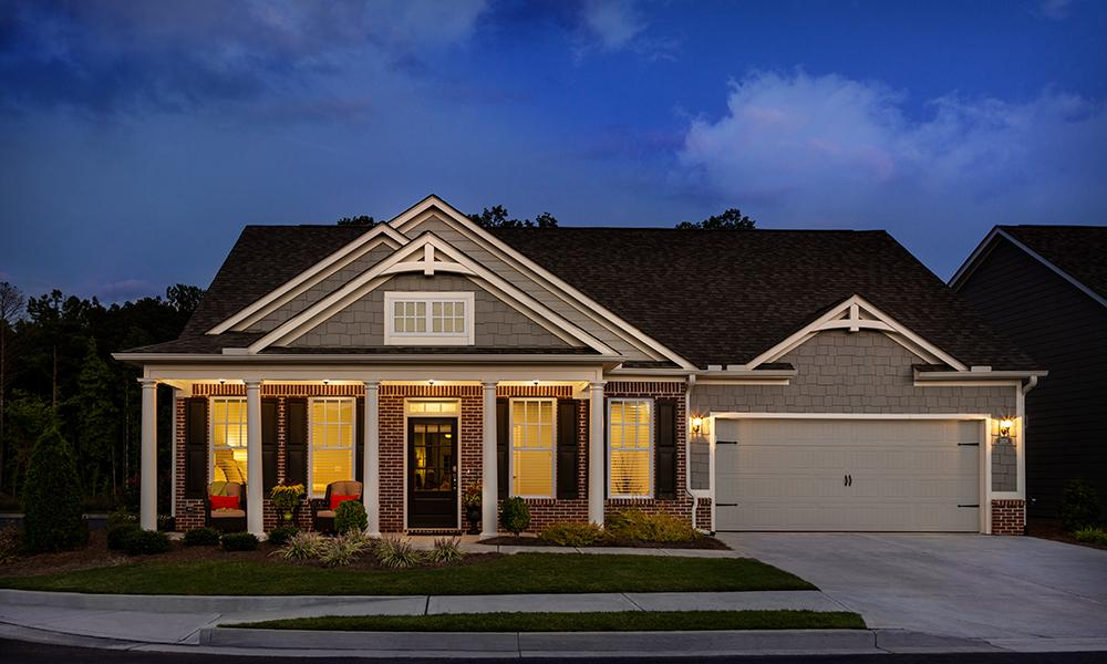 Homes - Exteriors, Elevations & Streetscapes