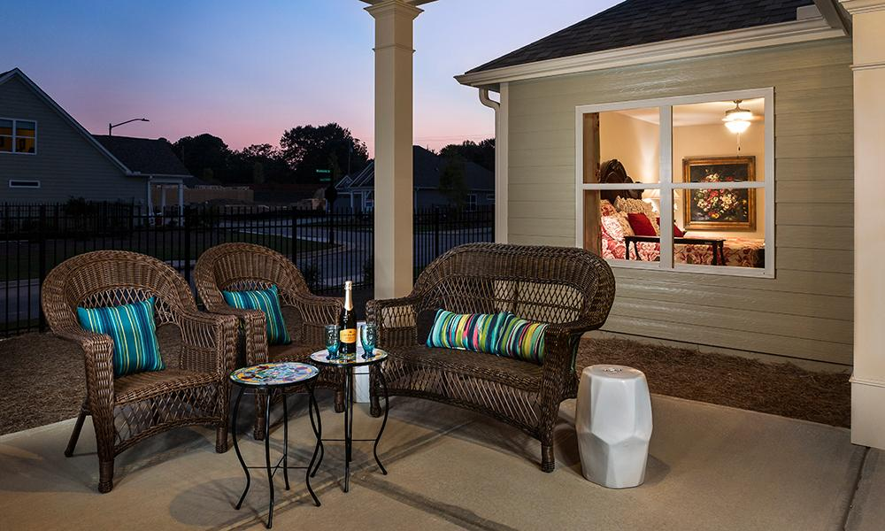 Homes - Outdoor Living Spaces