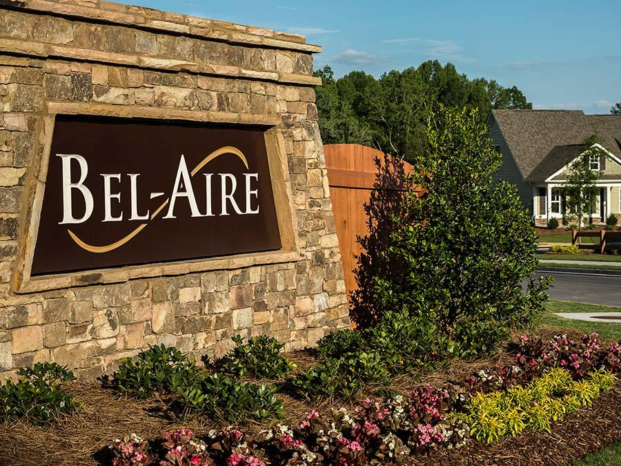 Welcome to Bel-Aire, our prestigious 55 and older community off Bullard Road in Powder Springs, GA offering low-maintenance, easy living homes with luxurious master suites and professional landscaped front and rear yards.
