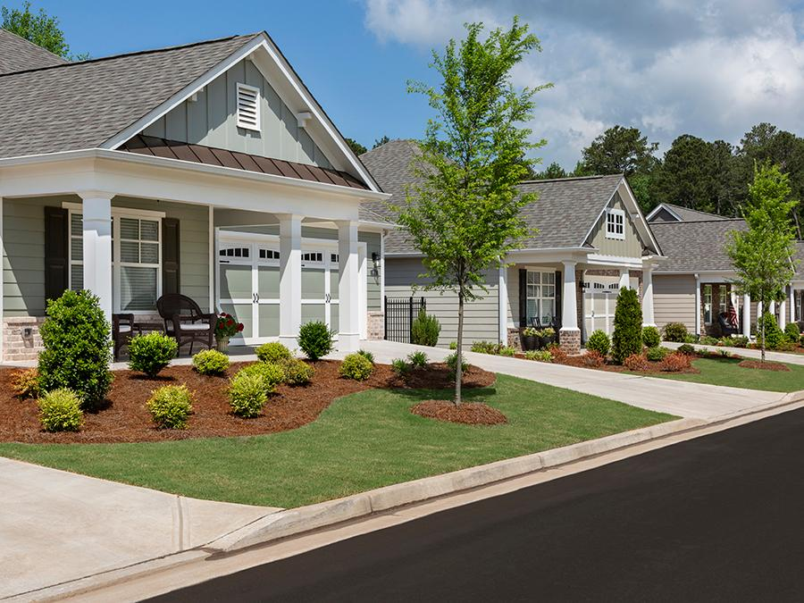 55+ Active Adult Communities in Powder Springs GA
