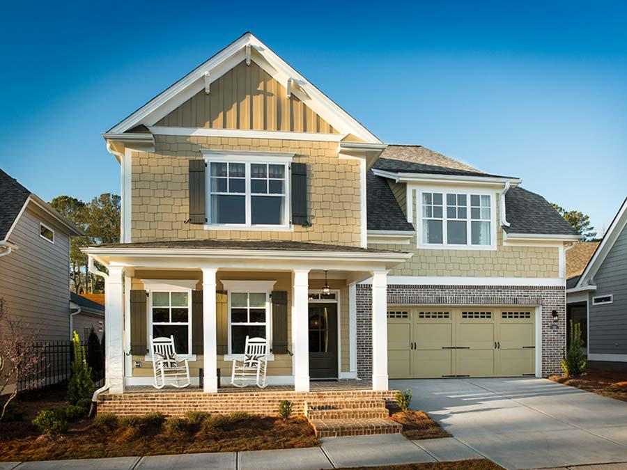 The foster a 3 bedroom 3 bath home in windsong clover for Windsong project floor plan